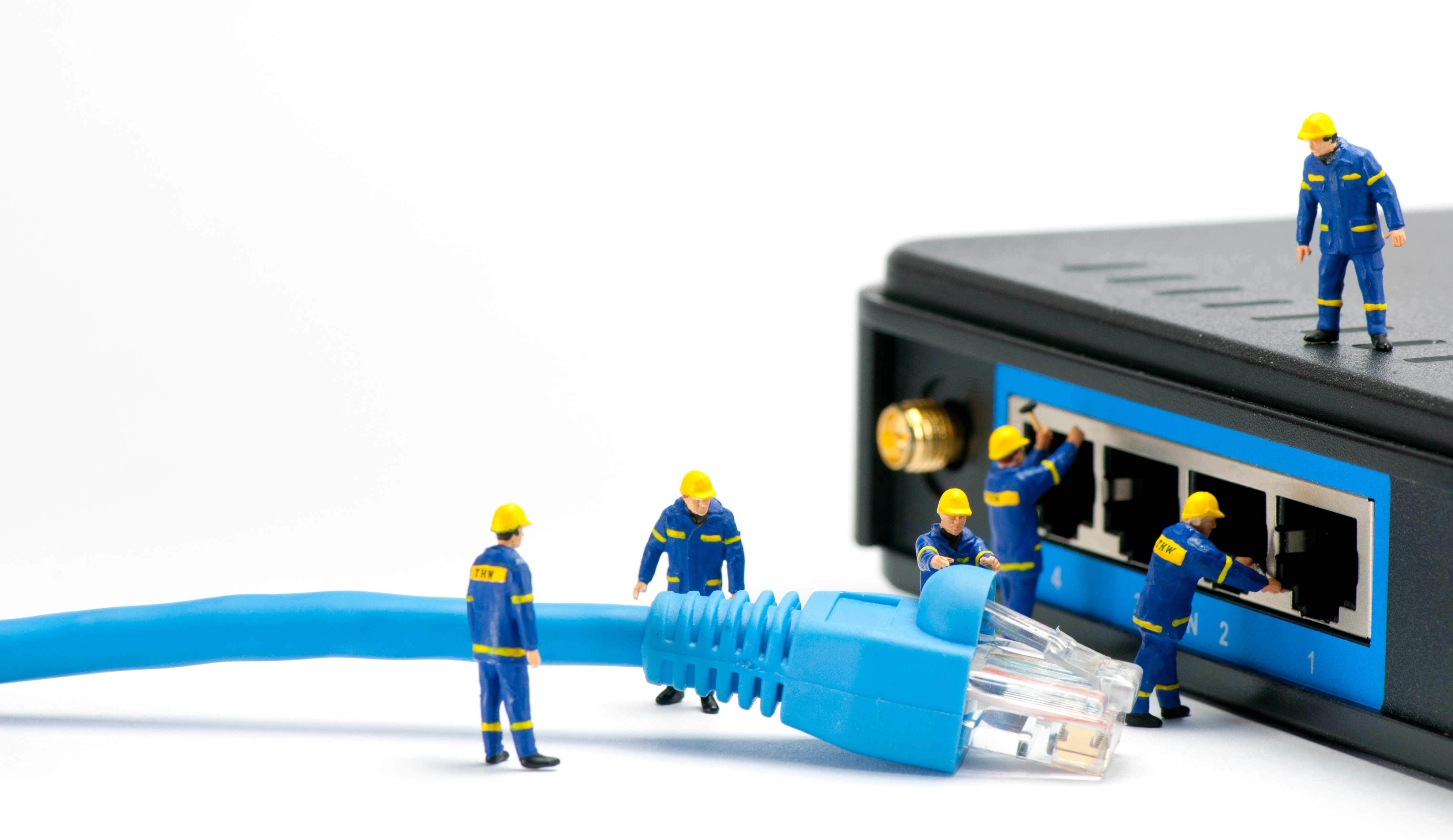 Will provide your office or home with professional network support